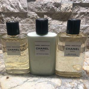Other - Chanel Deauville Eau de Toilette Set
